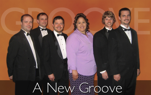 A New Groove - A great Portland, Oregon based band, providing excellent music for wedding ceremonies, wedding receptions, private parties and any other event requiring quality music.